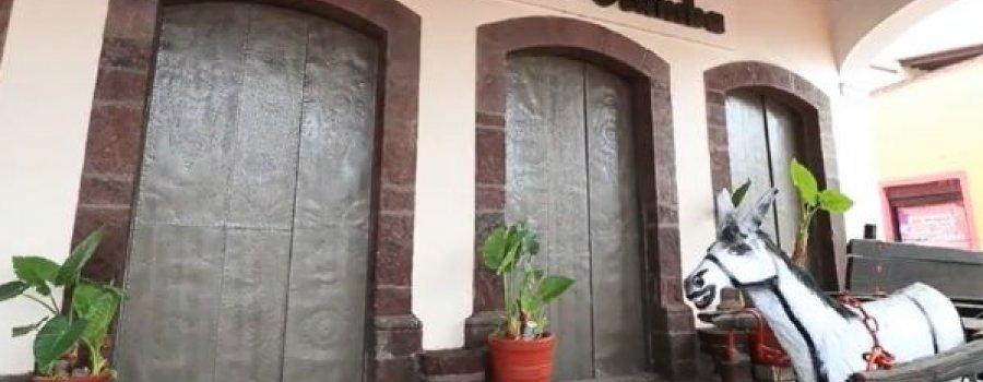 Recorrido Museo-Casa Gonzálo Carrasco
