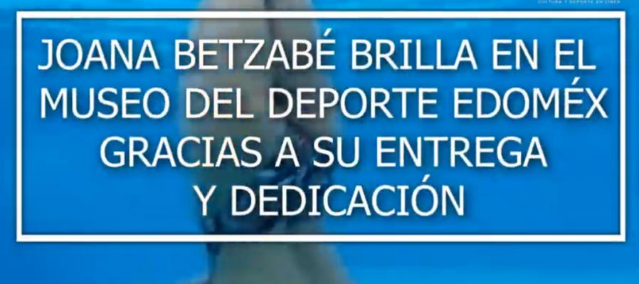 Leyendas deportivas: Joana Betzabé Jiménez