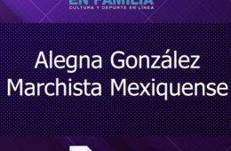 Leyendas deportivas: Alegna González