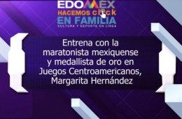 Entrenando en casa con... Margarita Hernández
