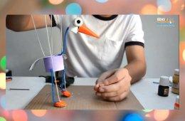 ¿Cómo hacer tu propia marioneta?