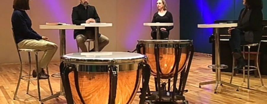 COMEMtando entre música y artes... Las mujeres y la composición, segunda parte