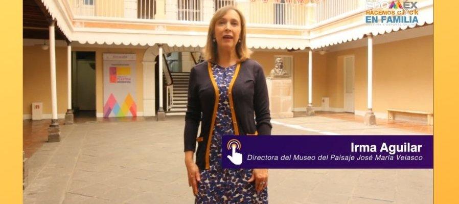 Recorrido virtual. Museo del Paisaje José María Velasco
