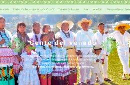 Portal en lengua indígena Mazahua