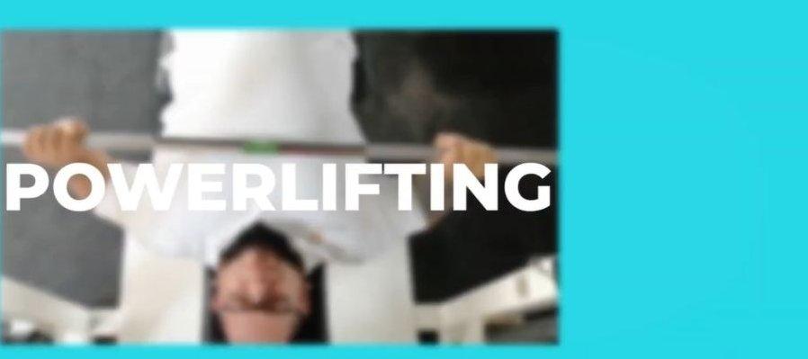 Espíritu deportivo: Powerlifting