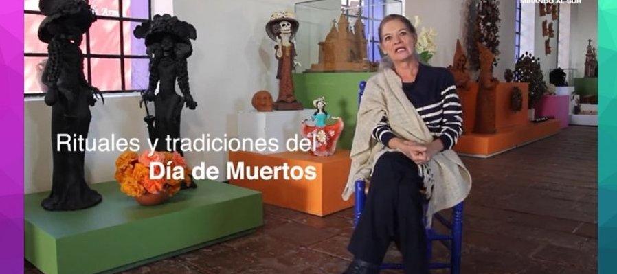 Rituales y tradiciones del #DíaDeMuertos