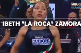 """Entrevista: Ibeth """"La Roca"""" Zamora"""