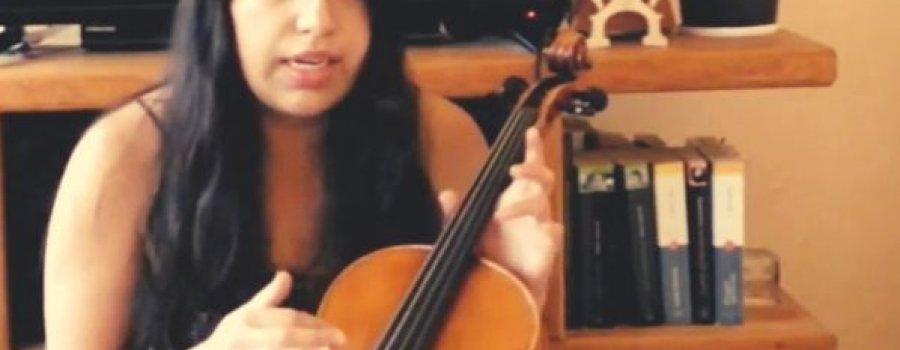 Conoce a la Orquesta Filarmónica Mexiquense: Sandra Mariel Espinoza