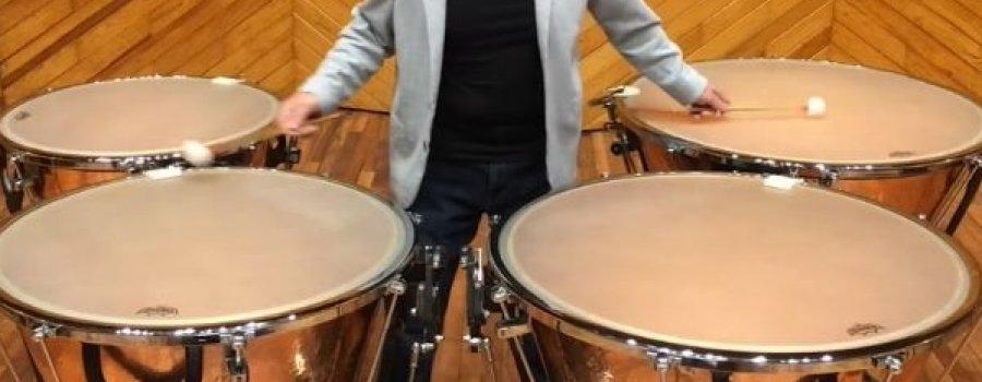 """Ciclo Grandes instrumentistas de las OSEM"""": Sergio Quesada"""