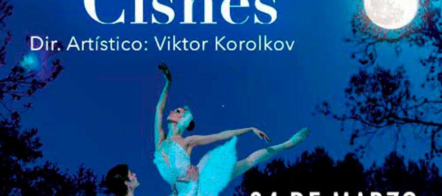 El Lago de los Cisnes con el Ballet Imperial de San Petersburgo