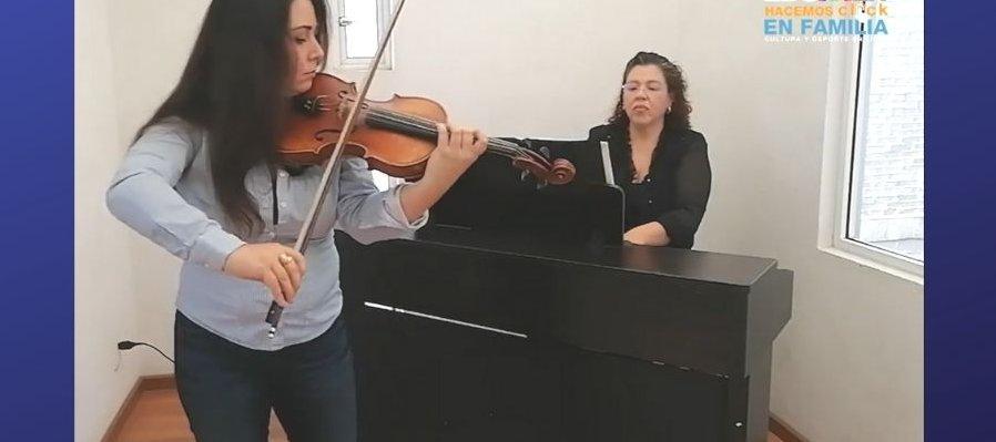 Grandes instrumentistas de la OSEM: Nana Babayeva