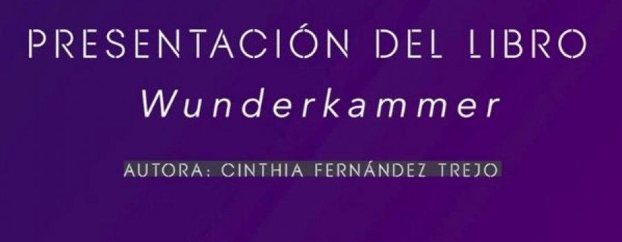 Presentación del libro Wunderkammer