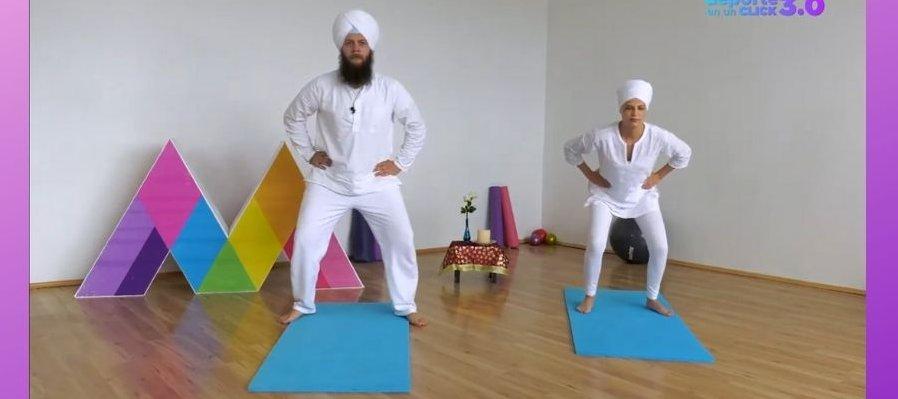 Clase de yoga: Relaja tu espalda