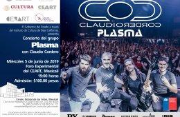 Concierto con Claudio Cordero PLASMA