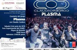 Claudio Cordero - Plasma en Rosarito