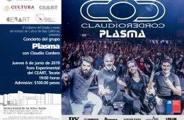 Claudio Cordero - Plasma en Tecate