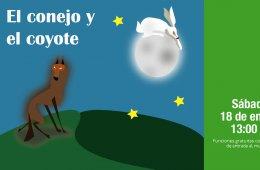 El Conejo y el Coyote en El Olmedo