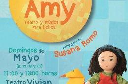 El día de Amy. Teatro y música para bebés