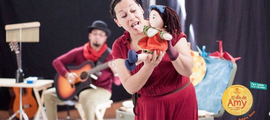 Amy's Day, Theatre and Music for Babies