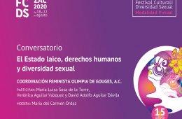 El estado laico, derechos humanos y diversidad sexual