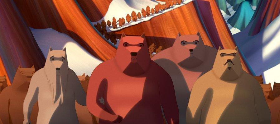 El gran cuento de los osos