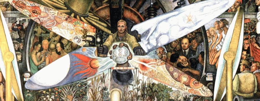 Aprende junto a Diego Rivera