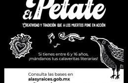El Petate. Creatividad y tradición que a los muertos pon...