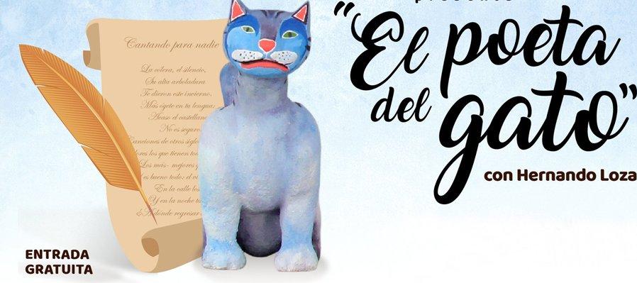 El poeta del gato