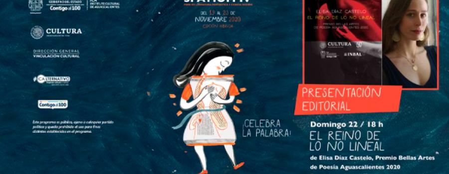 El reino de lo no lineal: Elisa Díaz Castelo