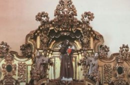 El retablo barroco en Guanajuato