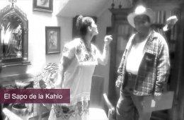 El sapo de la Kahlo