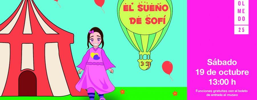 El sueño de Sofi en el Olmedo