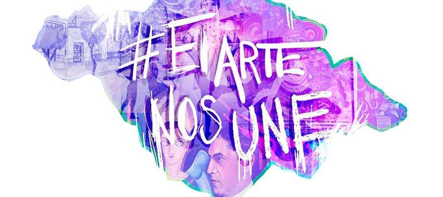 El Arte Nos Une: Edgar Munive (Gary)