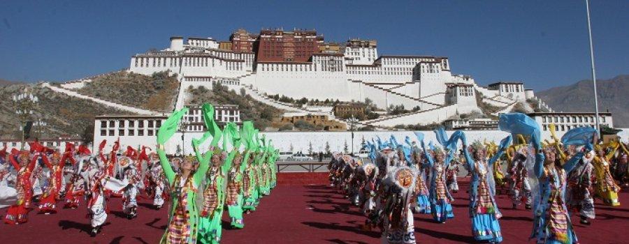 La asombrosa Xizang. Región autónoma de China