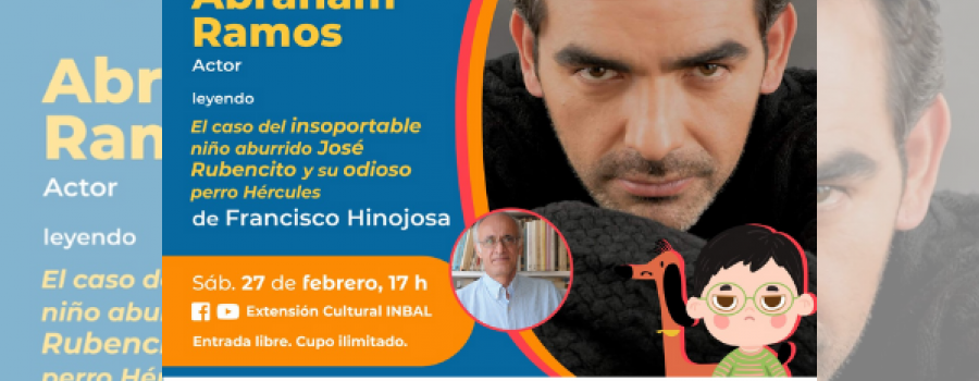 El caso del insoportable niño aburrido José Rubencito y su odioso perro Hércules