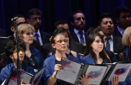 University Chorus Concert