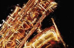 El cuerno del diablo. La historia del saxofón, de la nov...