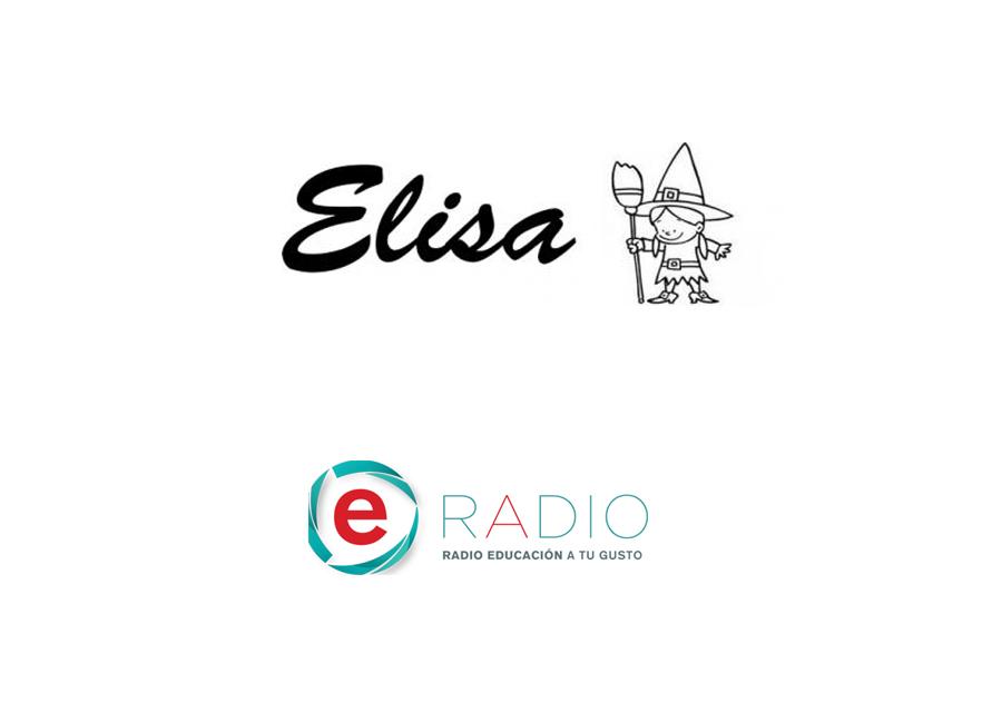 Elisa, una niña bruja