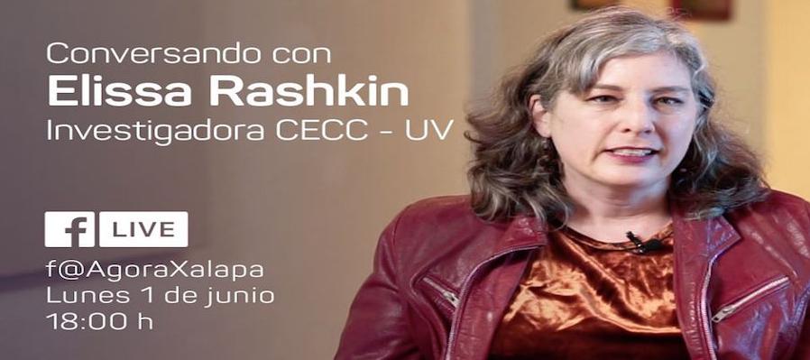 Conversando con Elissa Rashkin
