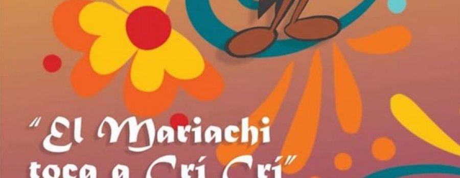 El mariachi toca a Cri Cri