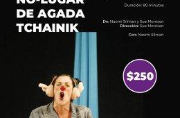 El no-lugar de Agada Tchainik
