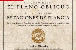 El Plano Oblicuo de Alfonso Reyes y Estaciones de Francia...