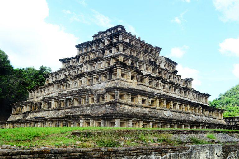 Recorre virtualmente el Museo de Sitio de El Tajín