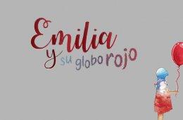 Emilia y su globo rojo