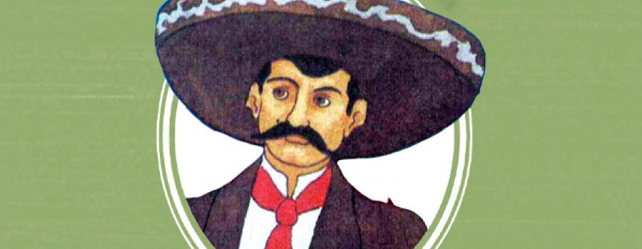 Emiliano Zapara, el jefe revolucionario del sur