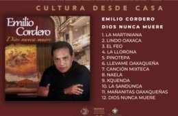 Emilio Cordero. Dios nunca muere