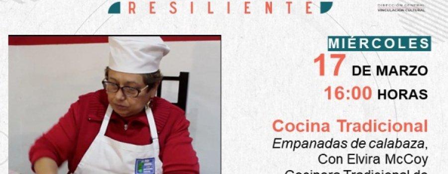 Cocina Tradicional: Empanadas de calabaza