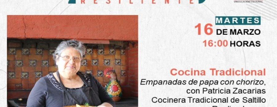 Cocina Tradicional: Empanadas de papa con chorizo