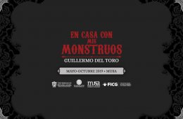 At Home with Monsters. Guillermo del Toro