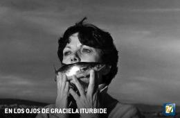 En los ojos de Graciela Iturbide